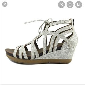 Hokus Pokus | Faith Gladiator Wedge Sandal
